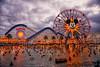 Feb 18, 2017 - Paradise Pier, at Disney California Adventure