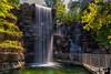 June 6, 2017 - Waterfalls at Gilroy Gardens ( tripodless !)