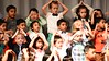 June 9, 2017 - Que Lluvia - It's Raining, by Dorris-Eaton preschoolers<br /> <br /> so many songs, such spirited singing and dancing all day at the graduation ceremony ! all such amazing kids !