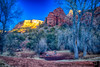 December 30, 2017 - Spot the mule deer ! in Sedona<br /> <br /> Back to California, and working New year weekend..