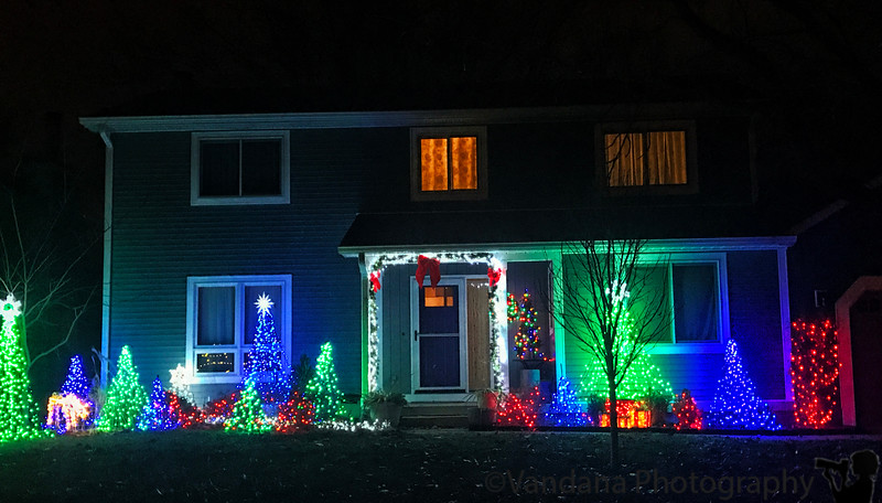 December 10, 2018 - Holiday lights