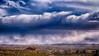 January 31, 2018 - Rain clouds