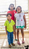 July 26, 2018 - Arjun with his cousins ( height comparison photo :) )