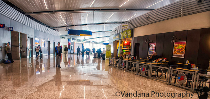 December 19 - Airport scenes