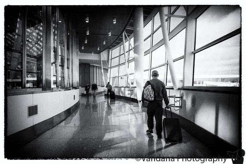December 20, 2018 - Airport scenes -2