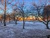 December 14, 2018 - Snow at school