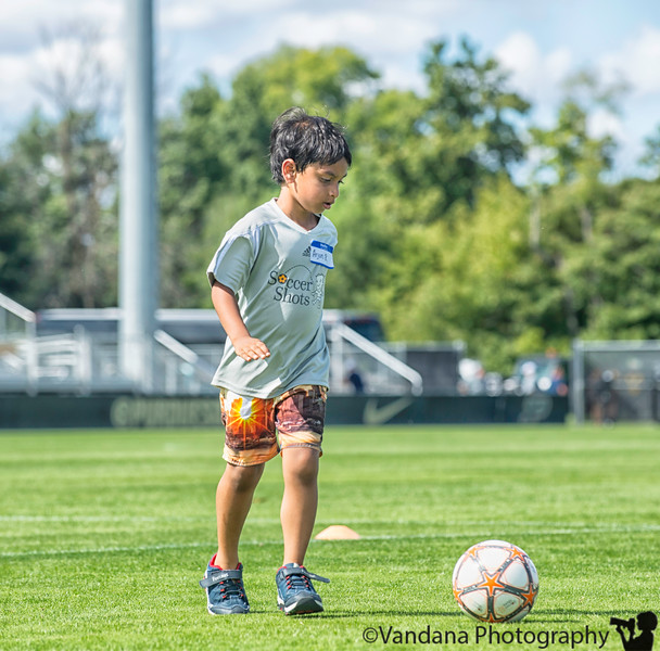 September 25, 2018 - Soccer !