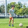 September 25, 2018 - Soccer !
