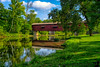 August 24, 2018 - the covered bridge