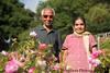May 24, 2019 - At Berkeley rose garden, CA