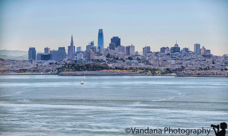 March 15, 2019 - Across the bay