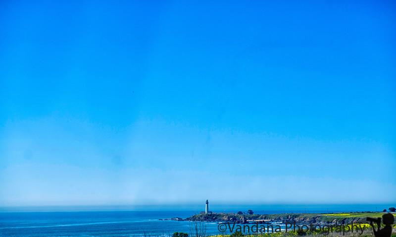 April 11, 2019 - The lighthouse