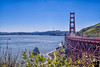 March 1, 2019 - The Golden Gate Bridge( and traffic !) <br /> <br /> trip to California on spring break.