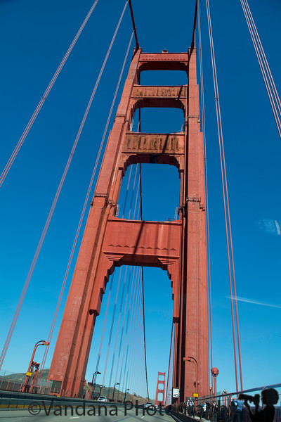 March 17, 2019 - On the bridge