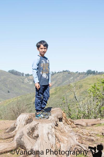 March 3, 2019 - Arjun at Marin Headlands