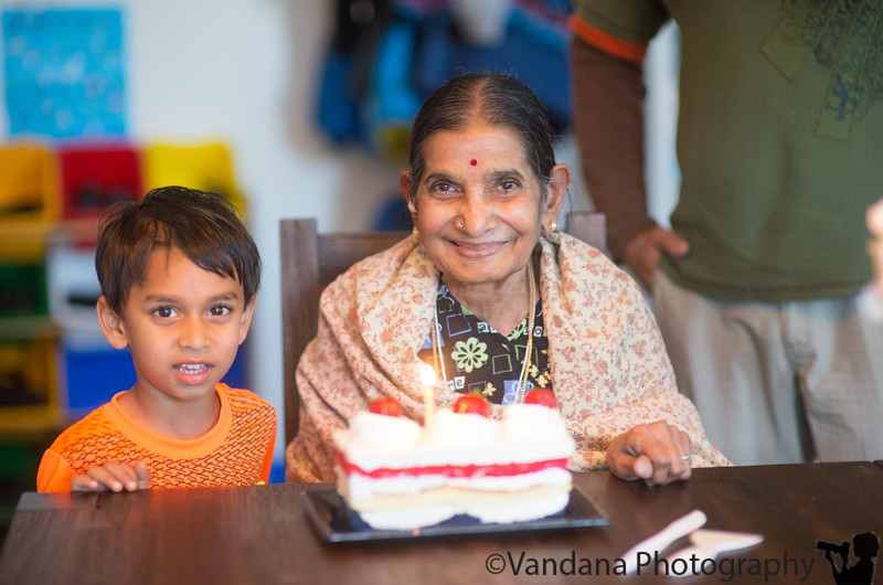 May 23, 2019 - Celebrating her 79th birthday with A.