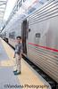 May 29, 2019 - Arjun at Amtrak