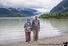 May 11, 2019 - Amma's last trip to Alaska - At Matanuska Glacier, Juneau, Alaska