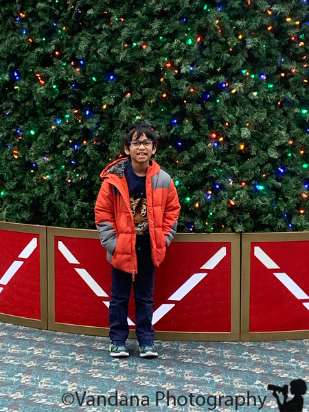 December 7, 2019 - Back to Indy after a weekend trip to Florida. Dec 13-15. Short, very busy trip. A got 4.5 points of 7 in his first national chess tournament . Happy !