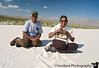 May 13, 2019 - At White Sands National Monument, New Mexico