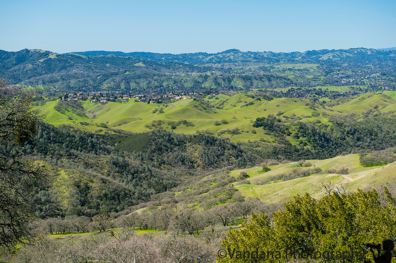 March 25, 2019 - Mt Diablo State Park views