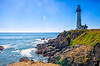 April 13, 2019 - Pigeon Point lighthouse