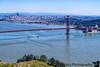 March 4, 2019 - Golden Gate Bridge, from Marin Headlands