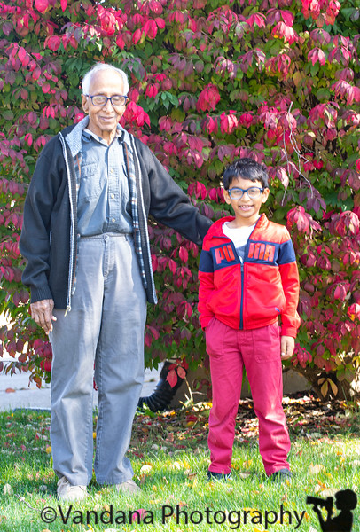October 14, 2019 - Appa with A