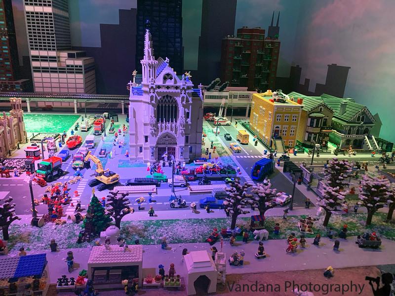 January 28, 2020 - Lego Chicago