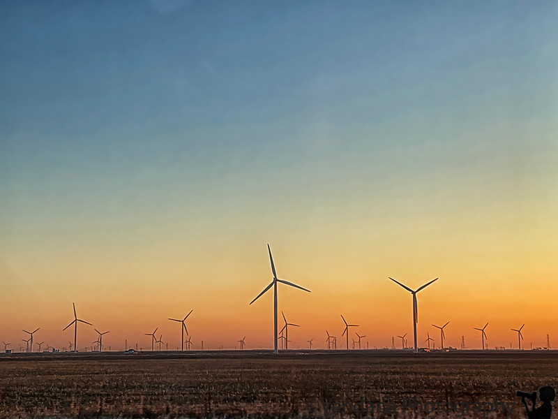 February 16, 2020 - Windmills