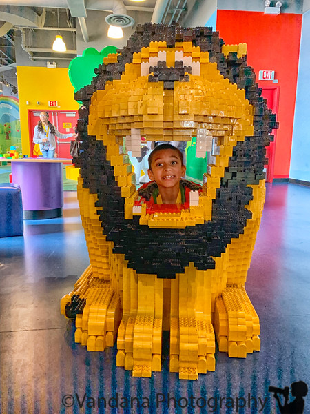January 26, 2020 - Fun with legos