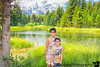 July 16, 2020 - Hiking at Schwabacher Landing, Grand Teton National Park, WY<br /> <br /> fighting out hundreds of mosquitoes as well :) !