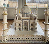 February 19, 2020 - Snow day activity - Taj Mahal lego set, with over 6000 pieces