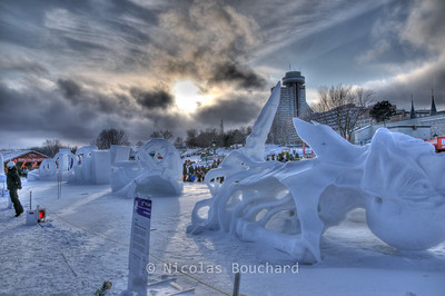 Quebec City Winter Carnival Week #20