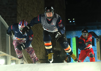 Week #25 Red Bull Crashed Ice 2012
