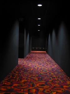 """The Maze"": Century Theater hallway (unedited)"