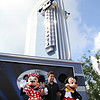 June 1, 2010: I hope everyone had a great Memorial Day! I was working, but it wasn't bad at all. I headed over to Disney's Hollywood Studios to shoot the American Idol Media Event with Lee Dewyze! Here's a photo in front of the American Idol Experience attraction with the ones and only Mickey & Minnie! This was so fun to shoot for my department!