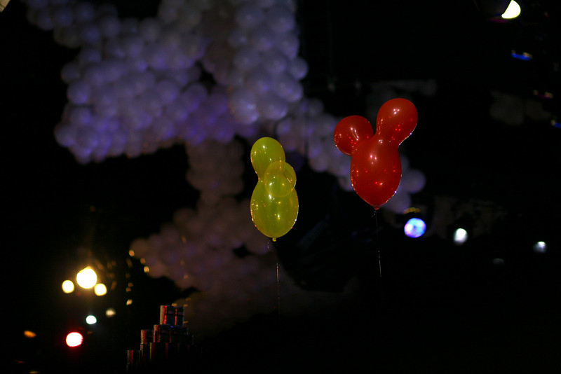 February 16, 2010: Happy birthday to me! =) Here's a photo of some Mickey balloons that I took last week.