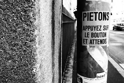 Piétons