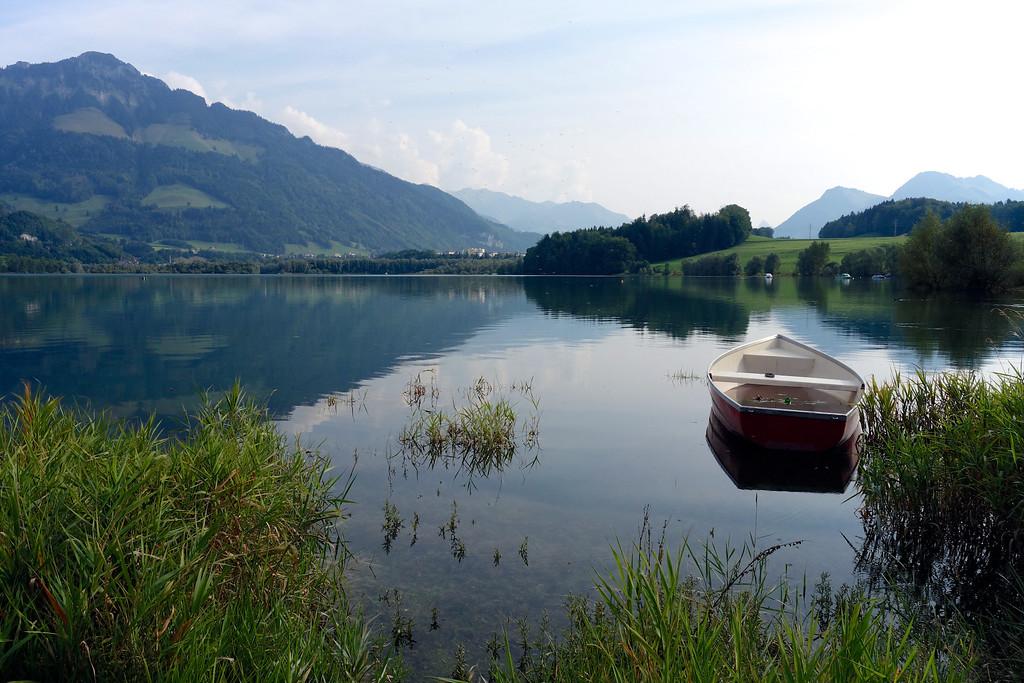 Les Laviaux - Lac de Gruyère