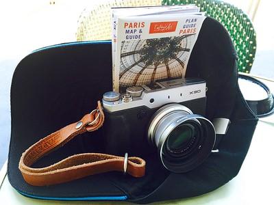 Fuji X30 à Paris