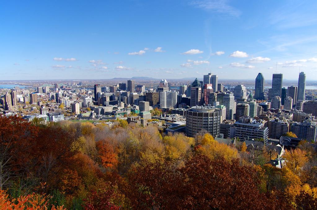 Mont-Royal   Photo du jour