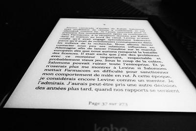 Lecture digitale