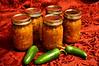 January 19, 2012.  Ole!  Fresh homemade salsa