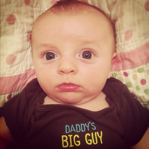 10-15-12.  Daddy's Big Guy.