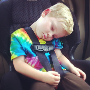 10-09-12.  Sleeping James.
