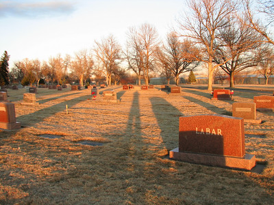 Mountview Cemetery Billings, MT  LaBarr  is my grandmother's maiden name...the requested picture was right next to these plots... no relation that I know of  a temporary post... will be removed on notification of rec'vd