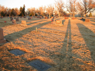 Mountview Cemetery Billings, MT  a temporary post... will be removed on notification of rec'vd