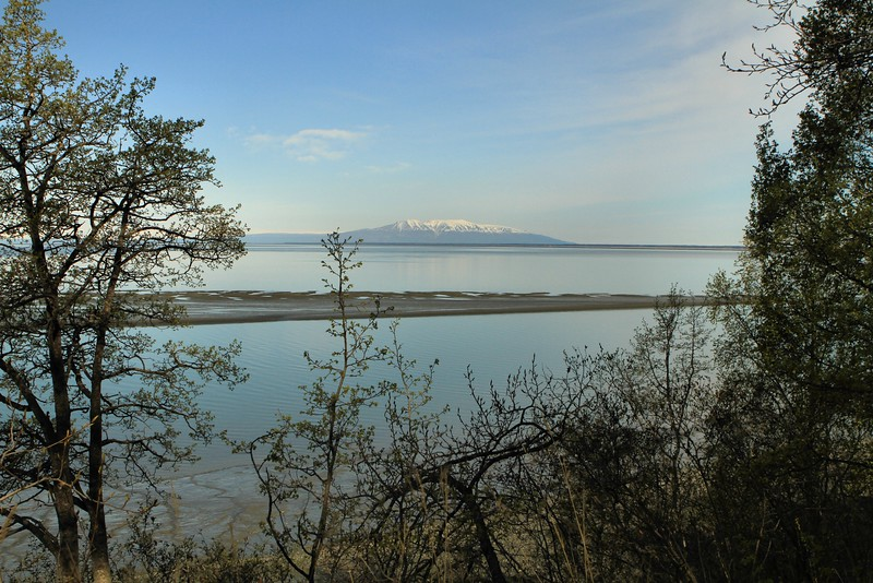 May 12, 2015.  Susitna at low tide