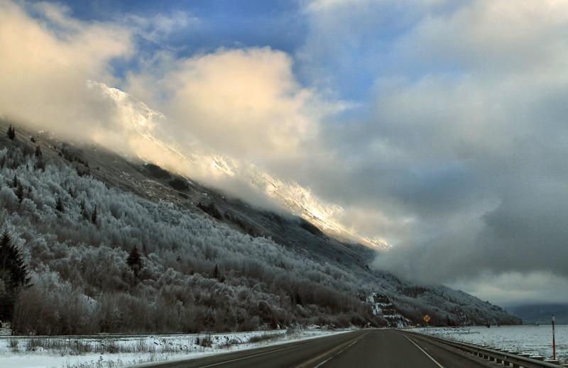 February 5, 2015.  Seward Highway